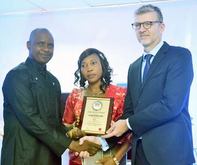 Promasidor Reward Staff at Long Service Awards (photos)