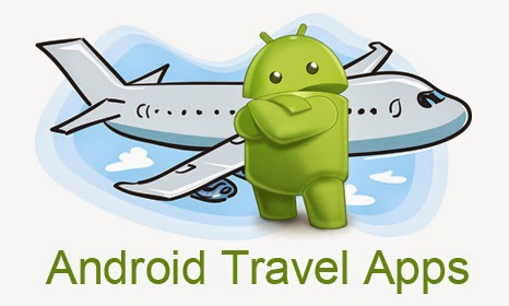 5 Travel Apps for Android