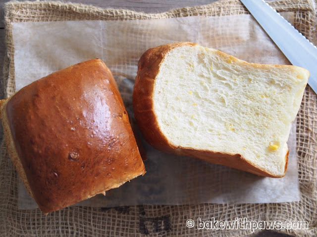 Creamed Sweet Corn Loaf