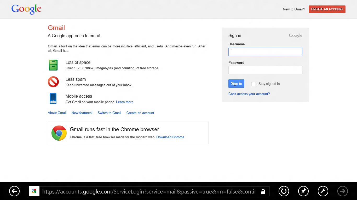 Download Google Chrome: WINDOWS 8 INTERNET EXPLORER APP REVIEW