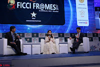 Madhuri Dixit Nene in designer Anarkali Dress at FICCI Awards 2017 032.JPG