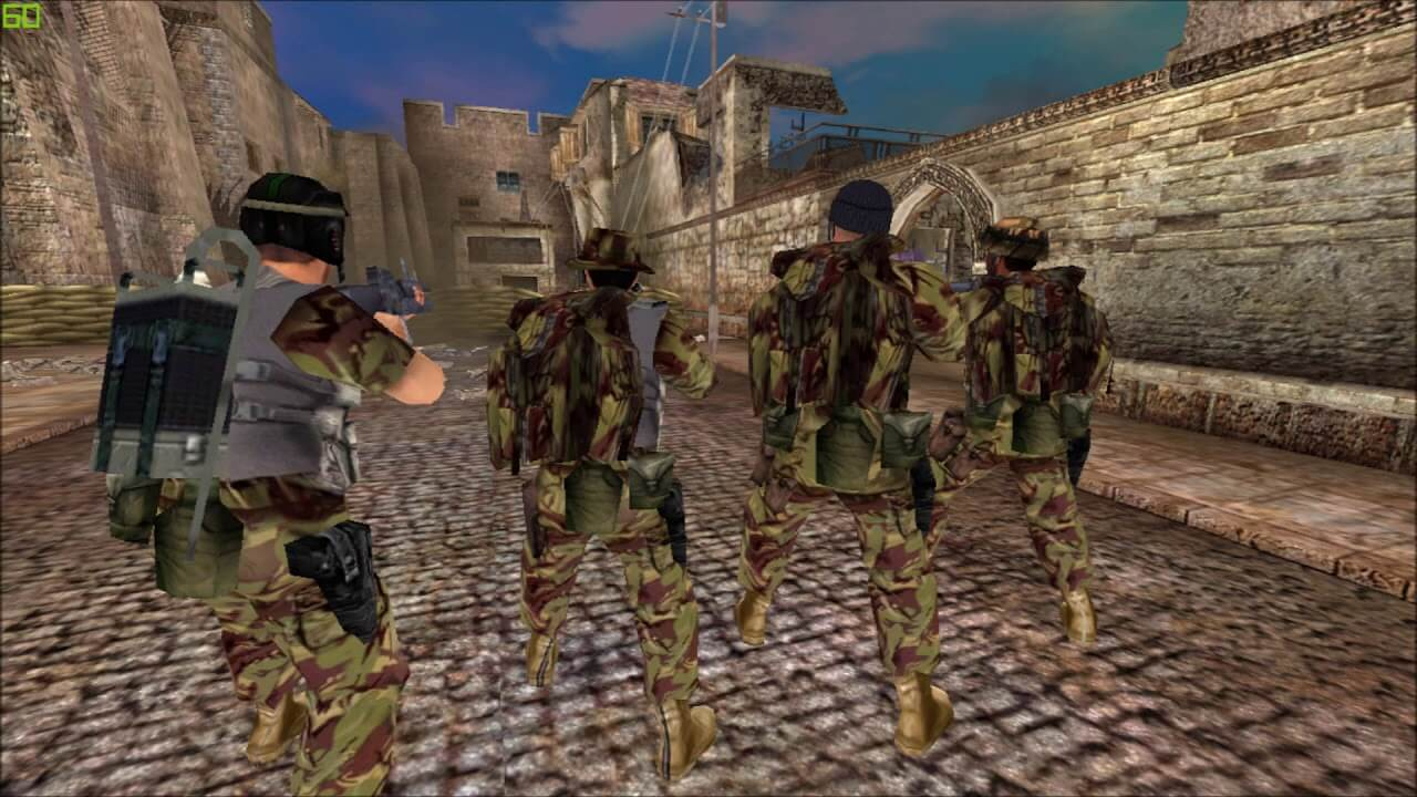 تحميل لعبة عاصفة الصحراء 2 مضغوطة مجانا