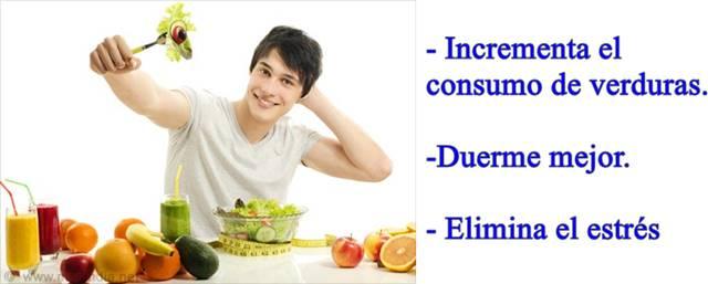 Consejos para mejorar el estado de salud en hombres