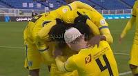 نادي التعاون يفوز على فريق ضمك في الجولة العاشرة من الدوري السعودي بهدفين لهدف.