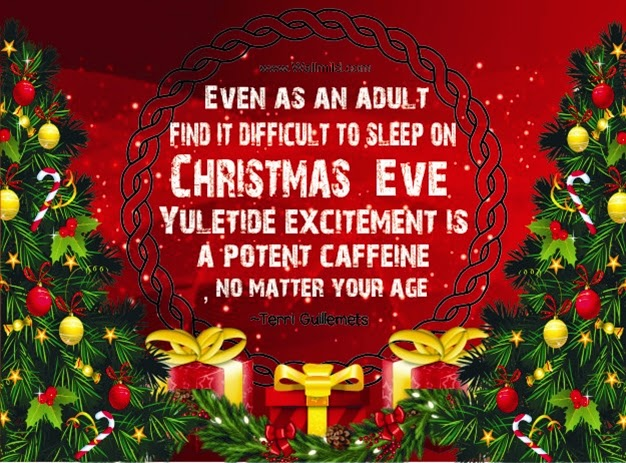 Merry Christmas Eve Quotes
