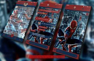 SpiderMan Theme For YOWhatsApp & Fouad WhatsApp By Robson