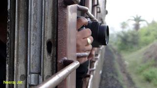 मीटरगेज ट्रेन यात्रा: महू-खंड़वा