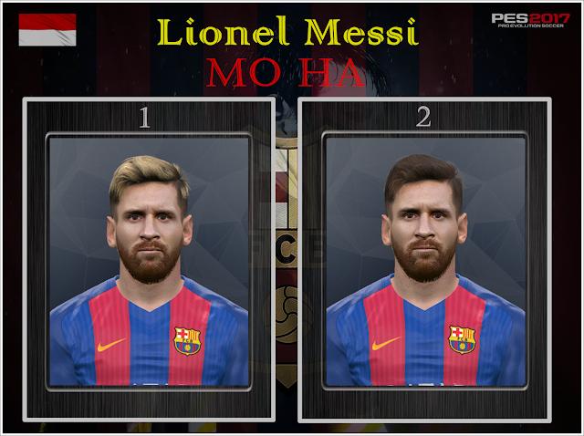 PES 2017 Lionel Messi