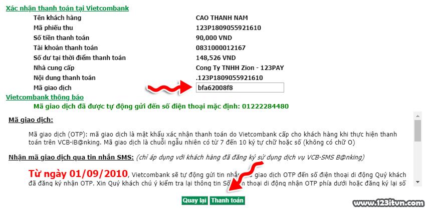 Mua thẻ điện thoại online trên tiki.vn