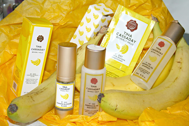 Tina Cassaday Banana-Banana Hair Care