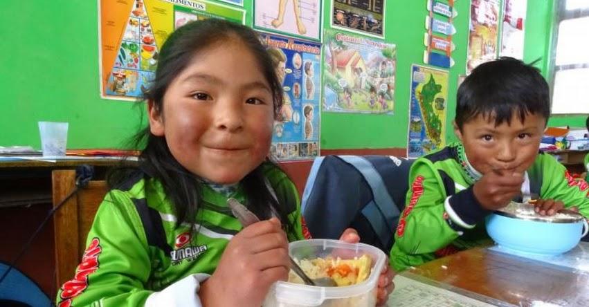 QALI WARMA: Cerca de 5 mil colegios de Puno recibieron atención de desayunos escolares - www.qaliwarma.gob.pe