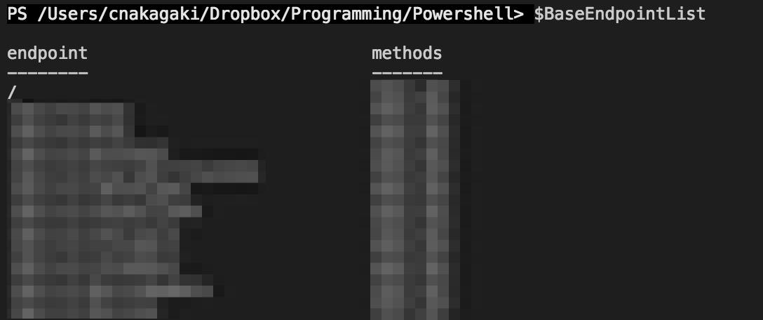 Zsoldier's Tech Blog: Powershell: How to get REST API data
