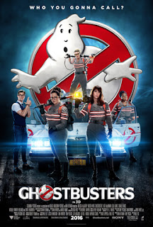 Ghostbusters 2016 remake reboot movie poster