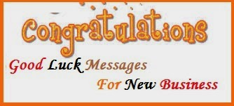 Congratulation Messages : Business