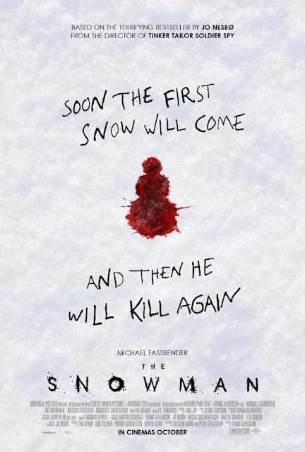 The Snowman (2017) ταινιες online seires xrysoi greek subs