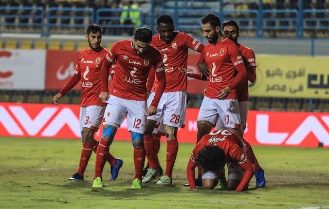 مشاهدة مباراة الاهلى و الاسماعيلي 22-0-2019