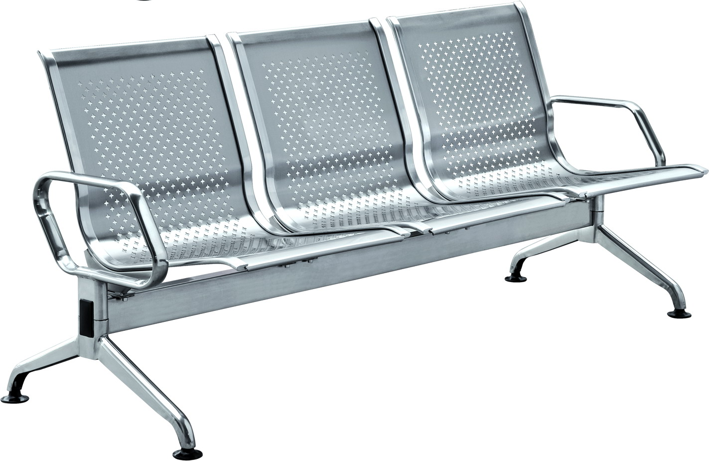 Steel Airport Chair Intex Pull Out Stainless Dan Table Tonnico Group