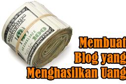 Cara Menghasilkan Uang Dari Blogger ( Sampai Bisa Sukses )