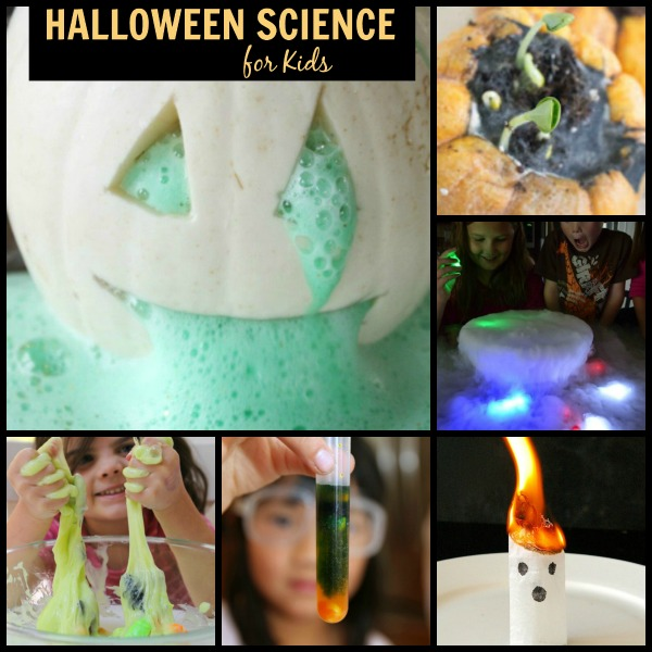 25 FRIGHTFULLY AWESOME SCIENCE EXPERIMENTS FOR KIDS