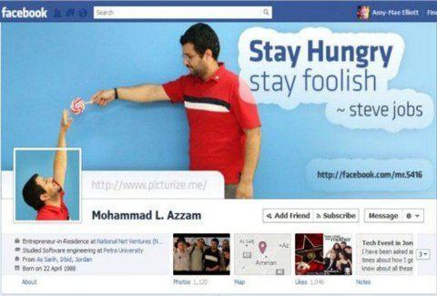 Αυτά είναι τα 7 ομορφότερα προφίλ του Facebook! Εσείς μπορείτε να κάνετε κάτι ανάλογο;