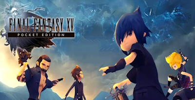 Final Fantasy XV Pocket Edition Mod Apk Terbaru