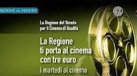 Cinema a 3 euro: Martedì l'ultimo appuntamento di marzo a Verona
