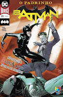 DC Renascimento: Batman #49