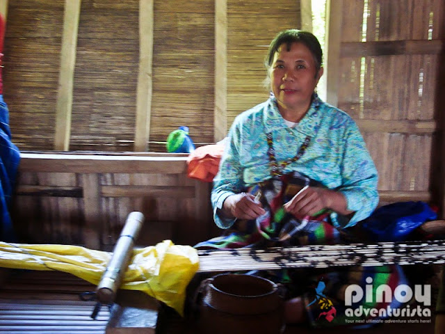 Lang Dulay T'nalak Cloth and T'boli Dreamweavers of Lake Sebu South Cotabato