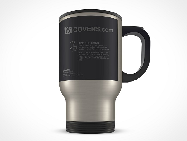 Download Coffee Mug Mockup PSD Terbaru Gratis - Modern Coffe Mug PSD Free