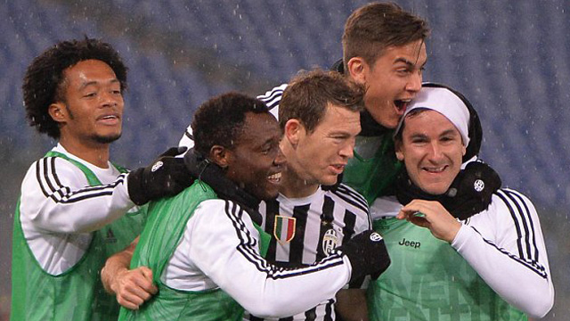 [Video] Cuplikan Gol Lazio 0-1 Juventus (Liga Italia)
