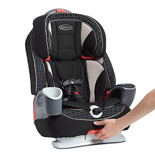Graco Nautilus  In  Car Seat Remove Headrest