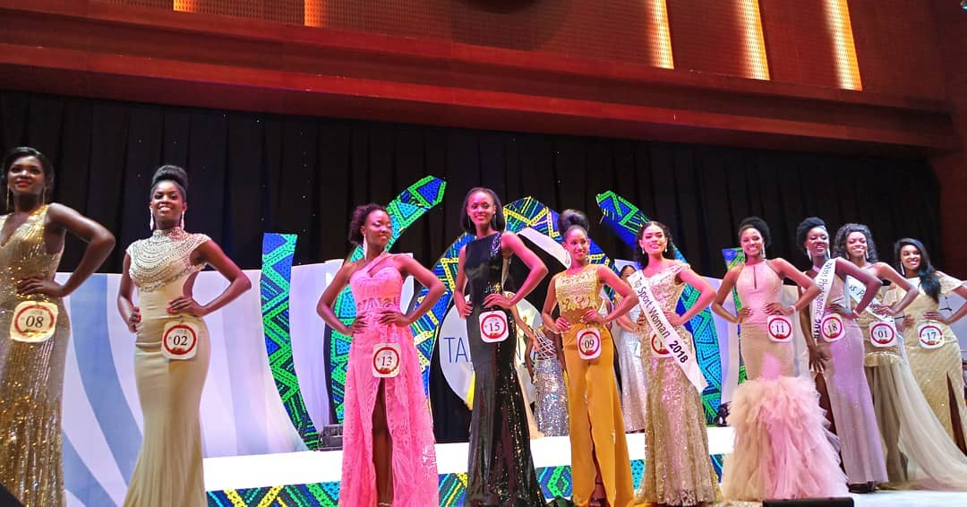 Image result for Queen Elizabeth Miss Tanzania 2018