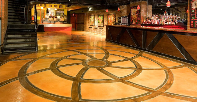 Decorative Concrete for Your Interior Floors
