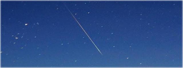 Chuva de Meteoros Geminidas