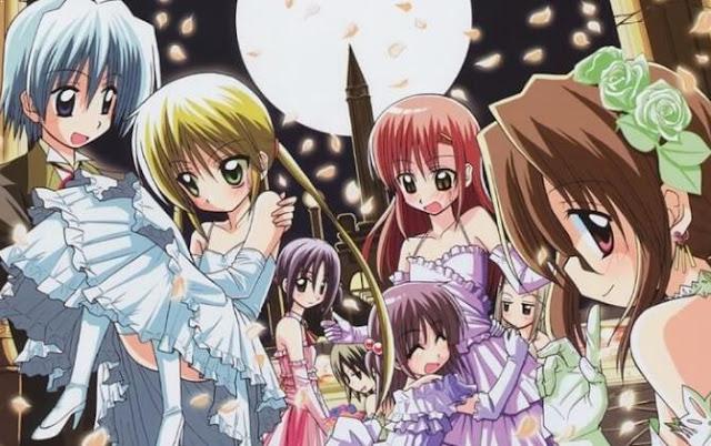 Anime Parody Terbaik - Hayate no Gotoku