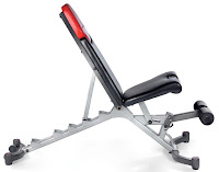 Bowflex SelectTech 5.1 with 6 different angle positions