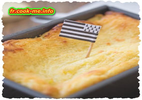 Kouign-patatez (gâteau de pomme de terre)