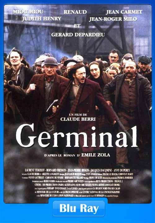 Germinal 1993 480p BluRay 450MB x264 Poster