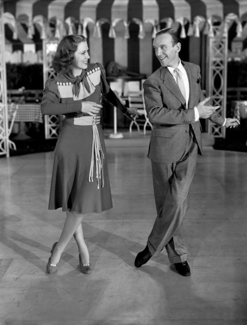 Top Ten Fred Astaire S Partners