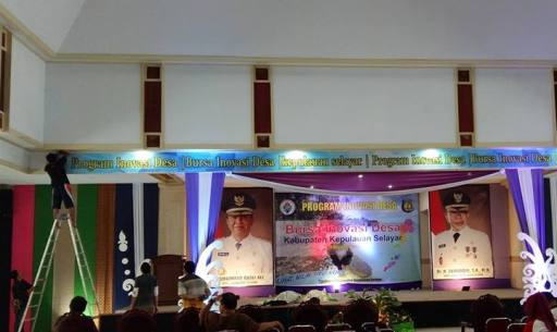 Dinas PMD Persiapkan, Pelaksanaan BID 2017