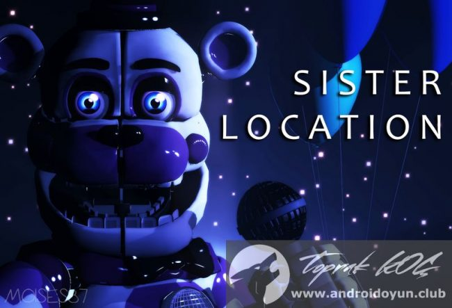 Five Nights at Freddy's: Sister Location apk for android
