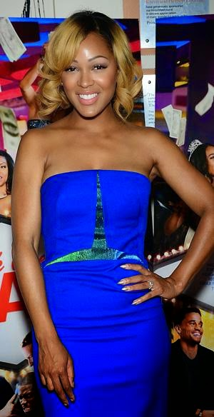 Chatter Busy: Meagan Good On Naked Photos Leaked: I