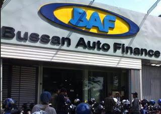 Lowongan Kerja PT. Bussan Auto Finance
