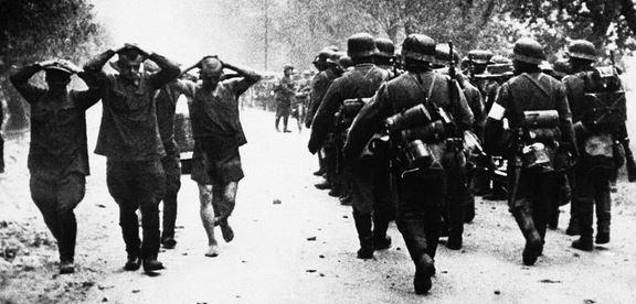 pasukan jerman di russia perang dunia 2