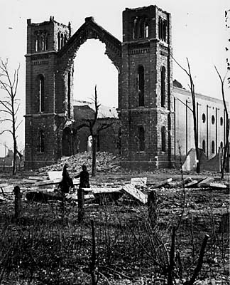 Fotografías Gran Incendio Chicago de 1871