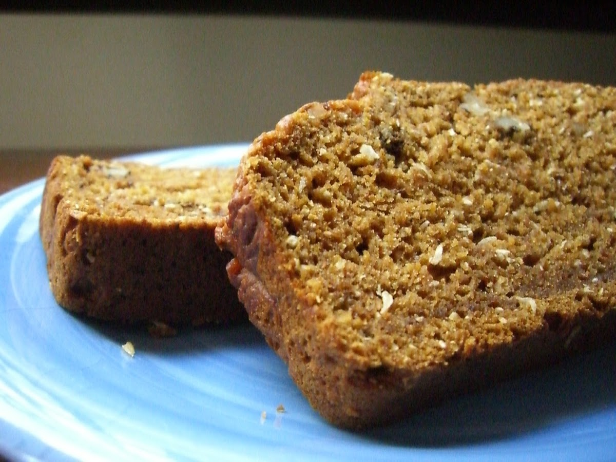 Pumpkin Banana Bread - Love Me Some Vitamin A