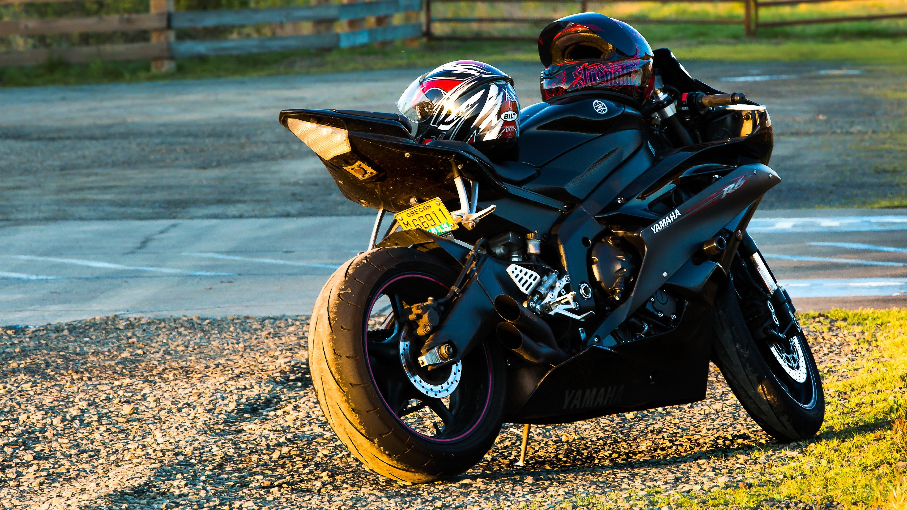 motorcycle super bike yamaha r6 wallpaper hd wallpapers