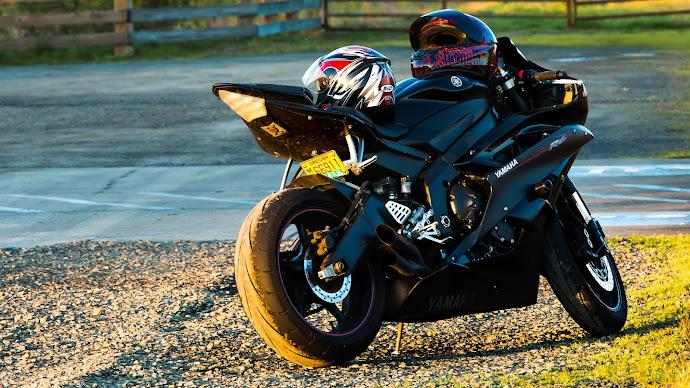Wallpaper: Motorcycle Super Bike Yamaha R6