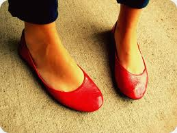 Red Shoes and God