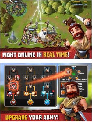 Tiny Armies Online Battles MOD APK
